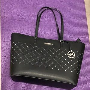 Brand New Michael Kors Leather Oversized Tote Bag